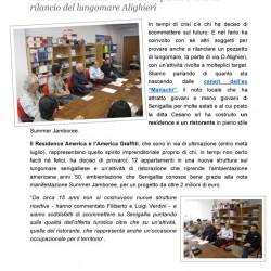 Articolo di giornale Senigallia Notizie (Large)