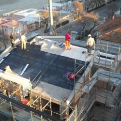 22 (montaggiuo tetto in legno)